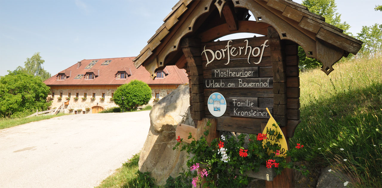 Willkommen am Dorferhof